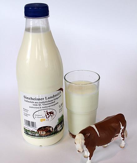 Sinzheimer Landmilch